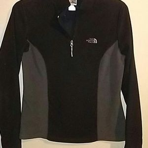 North Face fleece sweater